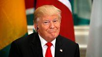 President Trump on 'Nambia'