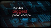 The UK's biggest prison escape