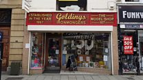 How a family shop has lasted 150 years