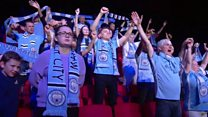 Manchester City FC fans star in opera