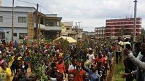 Cameroun: Bamenda et Buea appellent à l'indépendance