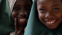 Teaching children of Boko Haram fighters