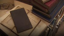 Appeal to find author of historic notebook
