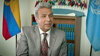 """Una sorpresa bastante extraña"": Lenín Moreno, presidente de Ecuador, sobre la cámara oculta hallada en un despacho presidencial"