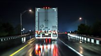 Tired truckers putting road users at risk