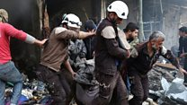 Syria 'overlooked by United Nations'
