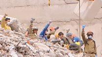 La búsqueda de Erik: 50 horas de angustia entre escombros tras el terremoto en México