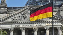 Germany's post-war politics