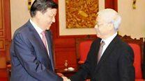 Về chuyến thăm VN của ông Lưu Vân Sơn và Hội nghị TƯ6