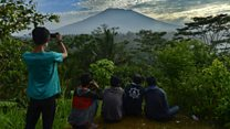 Is Bali volcano about to erupt?
