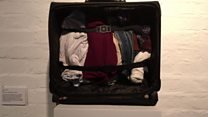 How a Muslim's suitcase became art