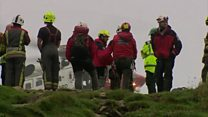 Six-hour rescue to pull man from Cornwall mine shaft