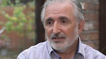 Mosque stabbing surgeon describes attack