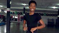 'Online videos got me to ballet school'