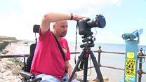 Terminal illness man becomes award-winning photographer