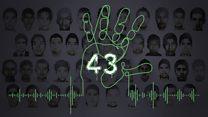 Los 43 de Ayotzinapa: cómo la música recuerda la desaparición de los normalistas hace 3 años en México