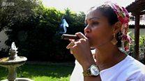 अकेले 10 लाख सिगार बनाने वाली महिला