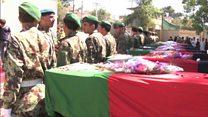' سوء استفاده جنسی مقامهای نظامی افغان از بیوههای سربازان کشته شده'