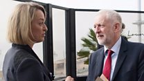 In full: Jeremy Corbyn interview with Laura Kuenssberg