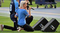 NFL National Anthem singer: 'People wished cancer on me'