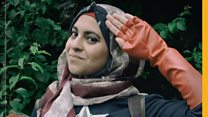 The Muslim cosplayer who wears a hijab