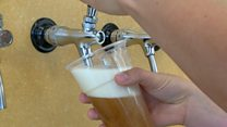 Reading University introduces self-serve 16-tap 'beer wall'