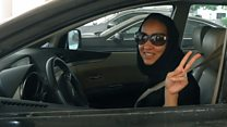 Saudi women's driving activist: 'I cried'