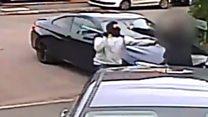 CCTV captures car-jack bid