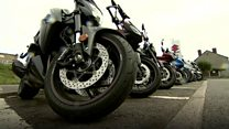Rise in reported motorcycle thefts