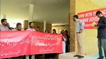 نگرانی پاکستان، از پیوستن دانشگاهی ها به گروه های تندرو