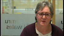 Elaine Edwards, Ysgrifenydd Cyffredinol UCAC