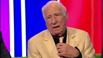 Mel Brooks says The One Show is 'nuts'