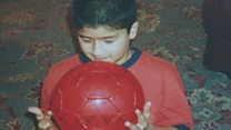 My dad stopped me going to Man Utd trial