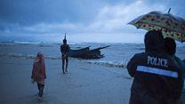 Rohingya dying in dangerous sea crossings