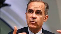 Carney's big hint on interest rate rise
