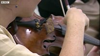 Orchestra takes concert to the classroom