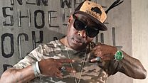 Coolio on Trump: 'I may move to Europe'