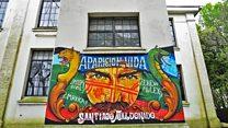 cómo Santiago Maldonado se convirtió en un nuevo ícono de Argentina