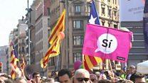 कॅटलाेनिया स्पेनपासून वेगळं होणार का?