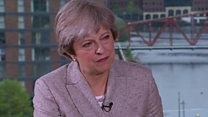 Theresa May: 'I have a united cabinet'