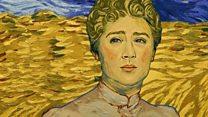 65,000 幅手绘 画出梵高的一生