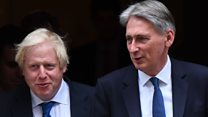 Hammond on Johnson: 'Everybody is sackable'