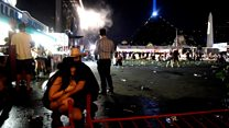 Очевидцы о стрельбе в Лас-Вегасе