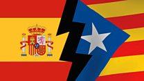 BBC Mundo te explica las claves de la disputa entre España y Cataluña por la votación de independencia del 1º de octubre