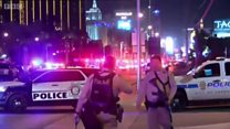 Las Vegas shooting: Watch as e happen