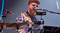 Jack Garratt says arts are being 'squashed out'