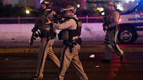 A Las Vegas, fusillade la plus meurtrière de l'histoire des Etats-Unis