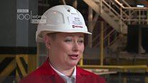100 Women: Russia's female factory boss