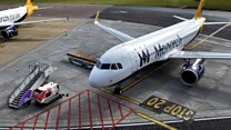Monarch CEO: 'We were projected to lose £100m'