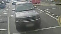 CCTV released of killer's getaway